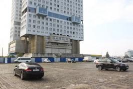 Депутаты Горсовета передали дирекции ЧМ-2018 365 тонн брусчатки