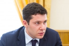 Алиханов пригрозил тюрьмой застройщику жилого комплекса в Калининграде