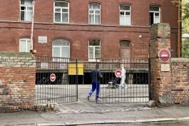 «Внебольничный подход»: куда и как госпитализируют заражённых коронавирусом в Калининградской области