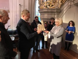 Органист Кафедрального собора сыграл Happy Birthday to You для мэра Калининграда