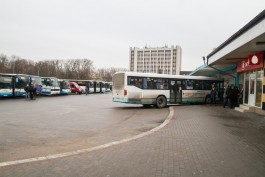В Калининградской области отменили утренние и дневные автобусы к морю