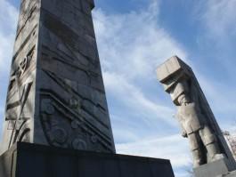 Варминско-Мазурский воевода хочет снести памятник благодарности Красной армии в Ольштыне