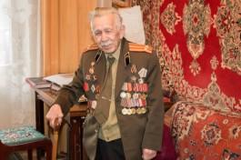 В Калининграде отпраздновали 95-летие ветерана Великой Отечественной войны