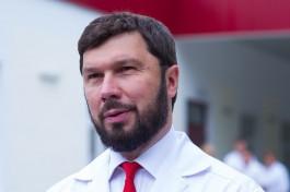 Главврач БСМП Калининграда о роскошном оборудовании, недовольных пациентах и работе «на войне»