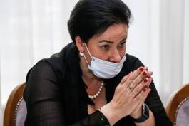 Дятлова: Необходимо повышать зарплаты сотрудникам «Калининград-ГорТранса»