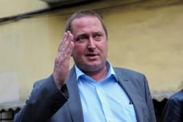 Федосеев уходит из правительства Калининградской области