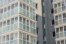 «Девочку поймал прохожий»: подробности падения близнецов с восьмого этажа в Светлогорске