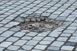 Мэрия расторгла контракт на ремонт улицы Колхозной в Калининграде