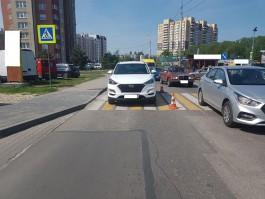На улице Автомобильной в Калининграде сбили женщину