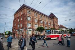 Кропоткин предложил провести референдум по судьбе калининградского трамвая