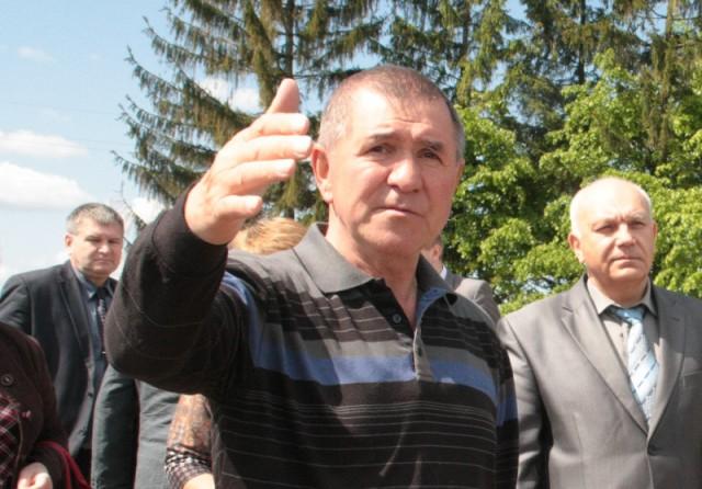 Руководитель КФХ «Калина» Сергей Чечулин