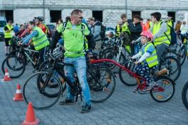 На центральных улицах Калининграда ограничат движение из-за велопробега