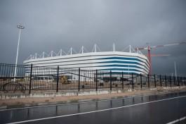 Минстрой РФ: Все стадионы к ЧМ-2018 будут сданы в течение трёх недель