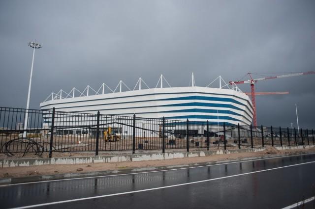 Все стадионы кмундиалю будут сданы через три недели