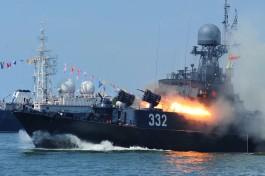 «Гроза морей»: в Балтийске прошёл парад в честь Дня ВМФ