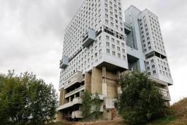 Реконструкцию Дома Советов в Калининграде перенесли на неопределённый срок