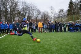 «Больше, чем просто спортивный праздник»: в Калининграде прошёл международный турнир по мини-футболу «Зимний мяч АВТОТОР 2020»