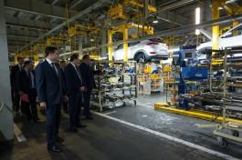В Калининграде будут собирать Audi Q8