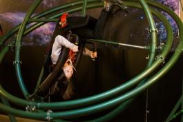 «Вперёд в космос»: в Калининграде открылась необычная научно-интерактивная выставка для детей и взрослых