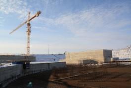 Балтийская АЭС: Проект строительства станции не остановлен, но темпы снижены