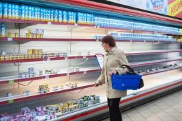 За год Роспотребнадзор изъял из оборота в регионе три тонны молочной продукции