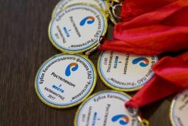 Победители Кубка «Ростелекома» по волейболу отдали свои призы Центру помощи детям города Зеленоградска