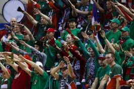 В Калининграде отменили полуфинальный матч чемпионата России по волейболу
