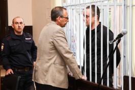 Адвокаты: В колонии Кривченко получил взыскание за переодетые брюки