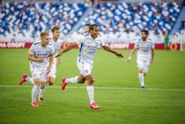 «Ростелеком» стал партнёром футбольного клуба «Балтика»