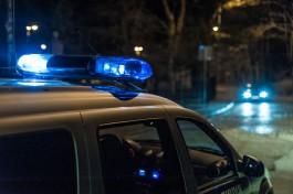 В Калининграде разыскивают водителя «Мерседеса», скрывшегося с места ДТП