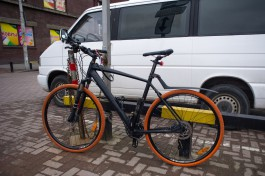 УМВД: Приезжий из Кемерова неделю воровал в Калининграде велосипеды