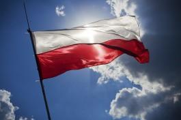 Польские фермеры заблокировали дорогу возле Варшавы