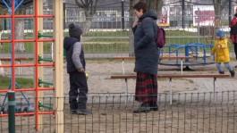 Калининградские волонтёры провели эксперимент по «похищению» детей