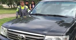 Калининградские приставы забрали у мужчины два внедорожника из-за долга по кредиту