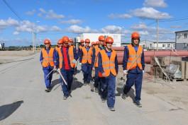 К строительству Приморской ТЭС привлекли студентов Московского энергетического института