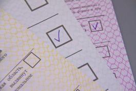 Избирком: На выборах 18 сентября жители Калининграда получат шесть бюллетеней