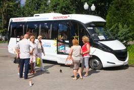 В 2020 году на Куршской косе планируют ограничивать въезд для туристических автобусов