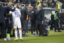 «Захлестнули эмоции»: Калешин рассказал, как наступил на ногу судье после матча «Балтики»