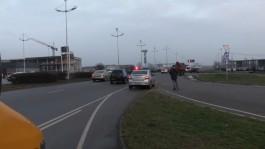 В Калининграде инспекторы ГИБДД оштрафовали троих водителей за переполненные маршрутки