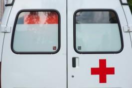 На улице Осенней в Калининграде автомобиль сбил четырёхлетнего мальчика