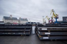 Докер отсудил у Калининградского морского торгового порта 700 тысяч за травму ноги