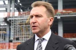 Шувалов: Мы договорились с новым руководством региона о подготовке земли вокруг стадиона к ЧМ-2018