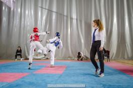 «Путь ноги и кулака»: в калининградском турнире по тхэквондо выступило 309 бойцов