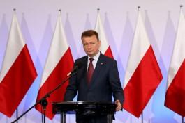Глава МВД Польши: Надо закрыть двери от мусульманских мигрантов