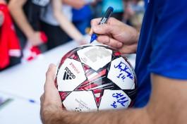 Янтарный комбинат выделяет ФК «Балтика» 85 млн рублей на полгода