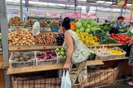 Калининградстат: В августе минимальный набор продуктов подешевел на 5,96%