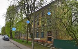 СК проводит проверку из-за нерасселённого аварийного дома в Калининграде