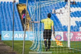 «Балтика» с минимальным счётом проиграла в Ярославле