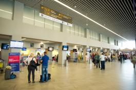 В аэропорту «Храброво» установили авиатренажёр для всех желающих