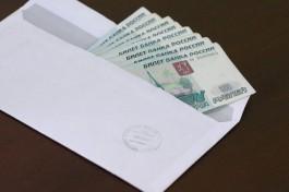 В Калининграде при получении взятки задержали чиновника областного правительства